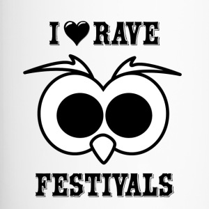 Je Love Festival Rave - Mug thermos