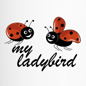ladybugs - Travel Mug