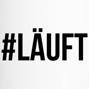 #LÄUFT - Thermobecher