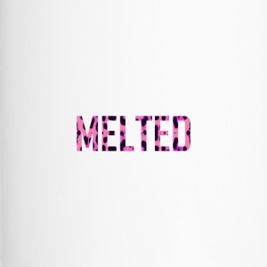 MELTED - Pink Leopard - Taza termo