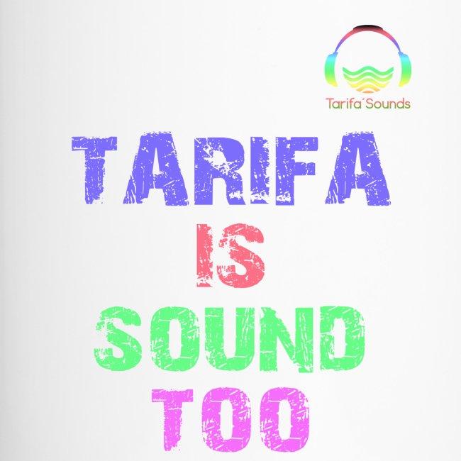 Tarifa tambiés es sonido
