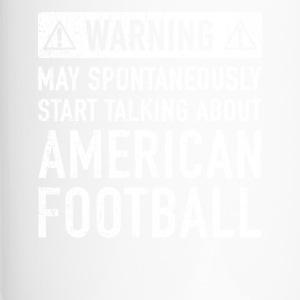American Football Gift: Available Here - Travel Mug