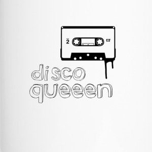 Disco Queen cassettes illustration vintage femme gir - Mug thermos