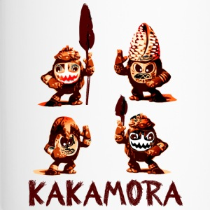 kakamora Coconut monstre pirater Sudsee film Crawling - Termokopp