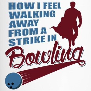 How I feel walking away from a strike! - Thermobecher