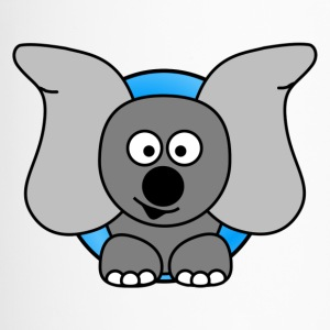 Elefant Elephant Zirkus - Thermobecher