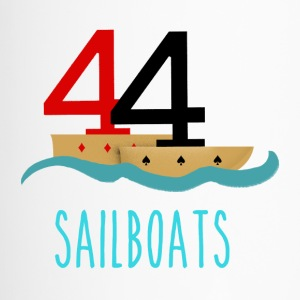Poker 44 Sailboats - Thermobecher
