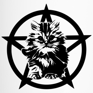 Satanic Kitten - Thermobecher