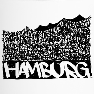 Hamburg Music Hall - Noir - Mug thermos