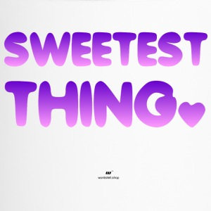 sweetest Thing - Termokrus