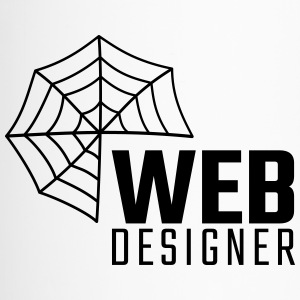 Web-Designer - Thermobecher