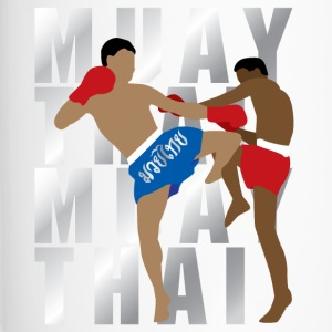 MUAY THAI - Thermobecher