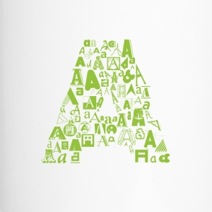 Font Fashion A - Thermo mok
