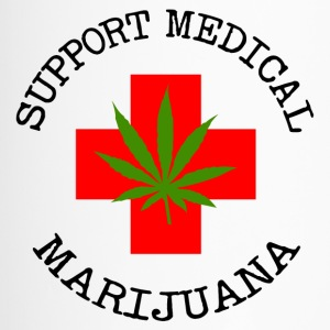 Medical Marijuana Support legalizzare - Tazza termica