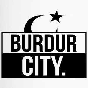 Burdur City - Travel Mug