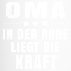 Oma T-Shirt - Thermobecher