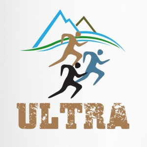 Ultra Running - Mug thermos