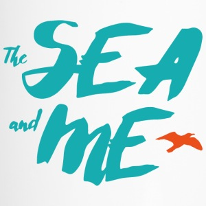 THE SEA AND ME - Travel Mug