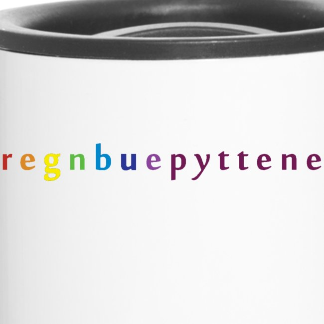 Regnbuepyttene Logo