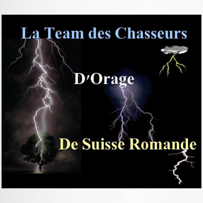 Logo de la team orage