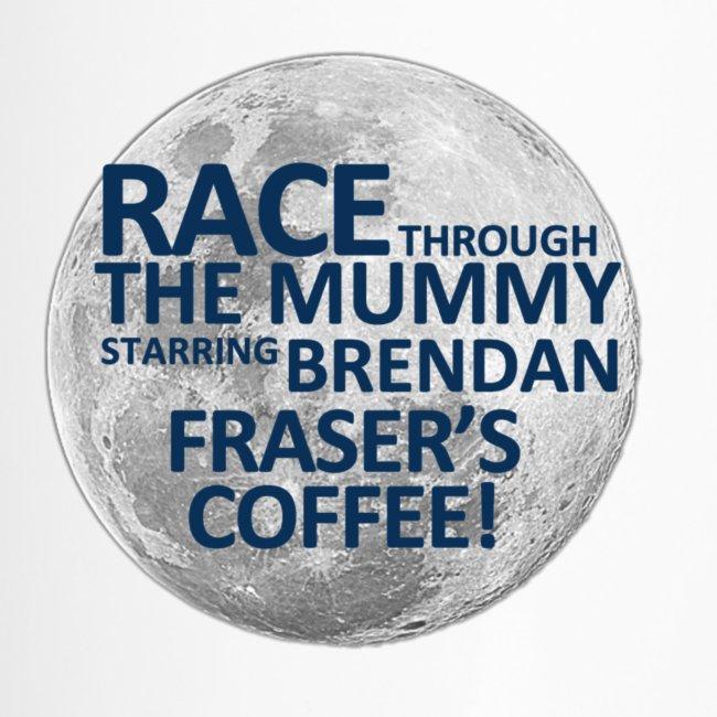 Race Through The Mummy