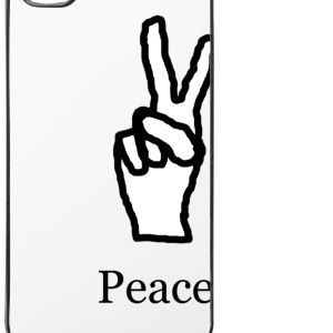 Frieden! - iPhone 4/4s Hard Case