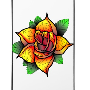 rosa - iPhone 4/4s hard case