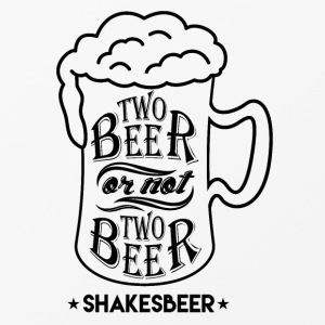 Two beer or not two beer - ShakesBeer - iPhone 4/4s Hard Case