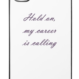 Career calling - iPhone 4/4s Hard Case