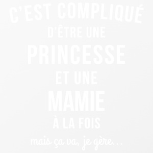 tee shirt famille Mamie pas cher - Coque rigide iPhone 4/4s
