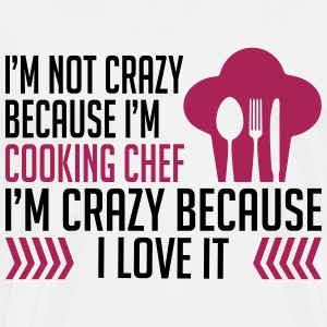 I'm Cooking Chef - Men's Premium T-Shirt