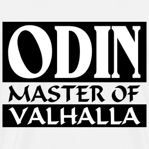 Odin _-_ Master_Of_Valhalla - Men's Premium T-Shirt