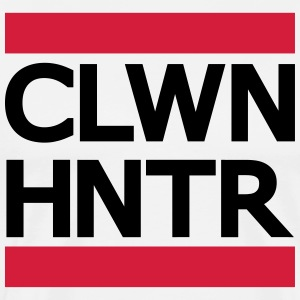 Clown Hunter - Männer Premium T-Shirt