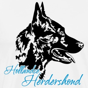 HOLLANDSE HERDERSHOND - Men's Premium T-Shirt