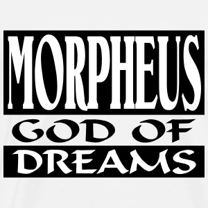 Morpheus _-_ God_Of_Dreams - Premium T-skjorte for menn