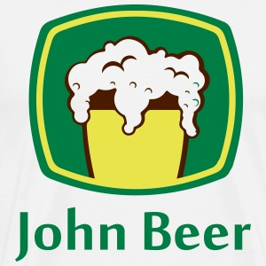 John Beer - Premium T-skjorte for menn