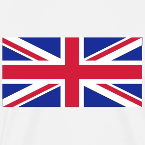 National Flag Of The United Kingdom - Men's Premium T-Shirt