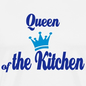 queen of the kitchen - Männer Premium T-Shirt