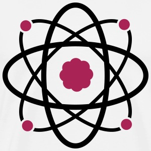 Atomic Molecular Science - Men's Premium T-Shirt
