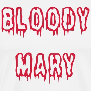 Bloody Mary bloody font - Men's Premium T-Shirt