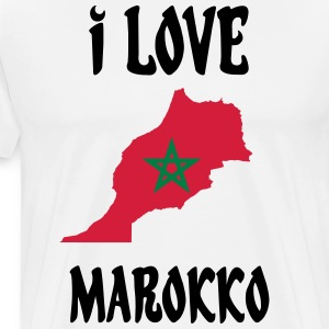 MOROCCO COLLECTION - Men's Premium T-Shirt