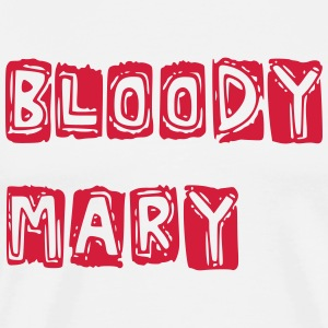 Bloody Mary - Premium T-skjorte for menn