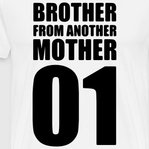 Brother Shirt - Partnershirt - Paarshirt - Family - Men's Premium T-Shirt