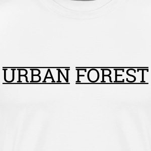 Urban forest - Men's Premium T-Shirt