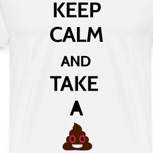 Let`s take a shit -shirt - Men's Premium T-Shirt