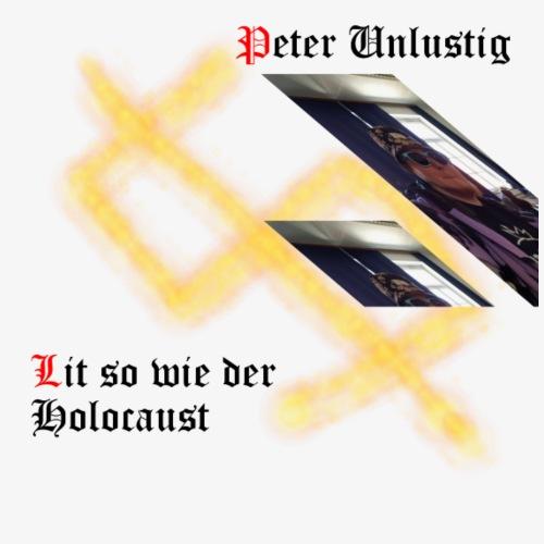 Lit so wie der Holocaust Mixtape Cover - Männer Premium T-Shirt