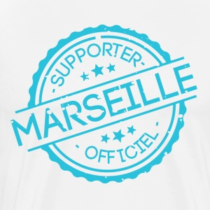 Supporter Marseille - Men's Premium T-Shirt