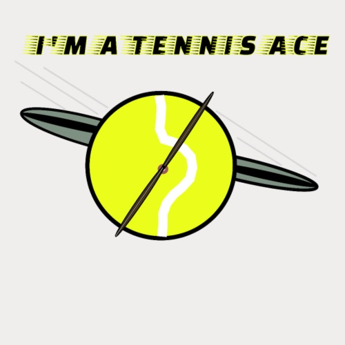 tennis ace - Men's Premium T-Shirt