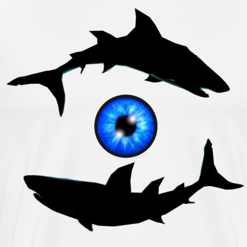Eye of the Ocean - Männer Premium T-Shirt