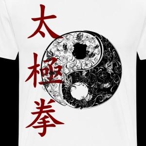 TaiChi Quan - Yin Yang - Männer Premium T-Shirt